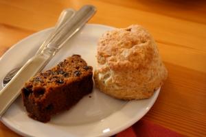 Brownbread & scones
